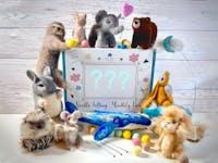 Fuzzy Sculptures - Needle Felting Box