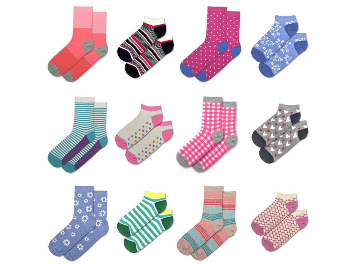 Socks In A Box Women's Edition