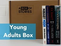 Young Adult (YA) Surprise 4 x Book Box