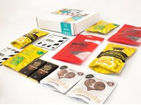 Keto Snack Box By Healthy Nibbles