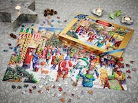 Jigsaw Puzzle Subscription from Hobby Box Club