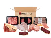 The Mighty Meaty Box By Hungrily