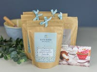 Eco-Friendly Baking Mixes by Katie Bakes