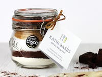 Baking Mix Jar Of The Month by Katie Bakes