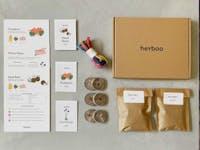 Herboo Kids Garden + Nature Box