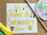 My Awe and Wonder – STEM Box