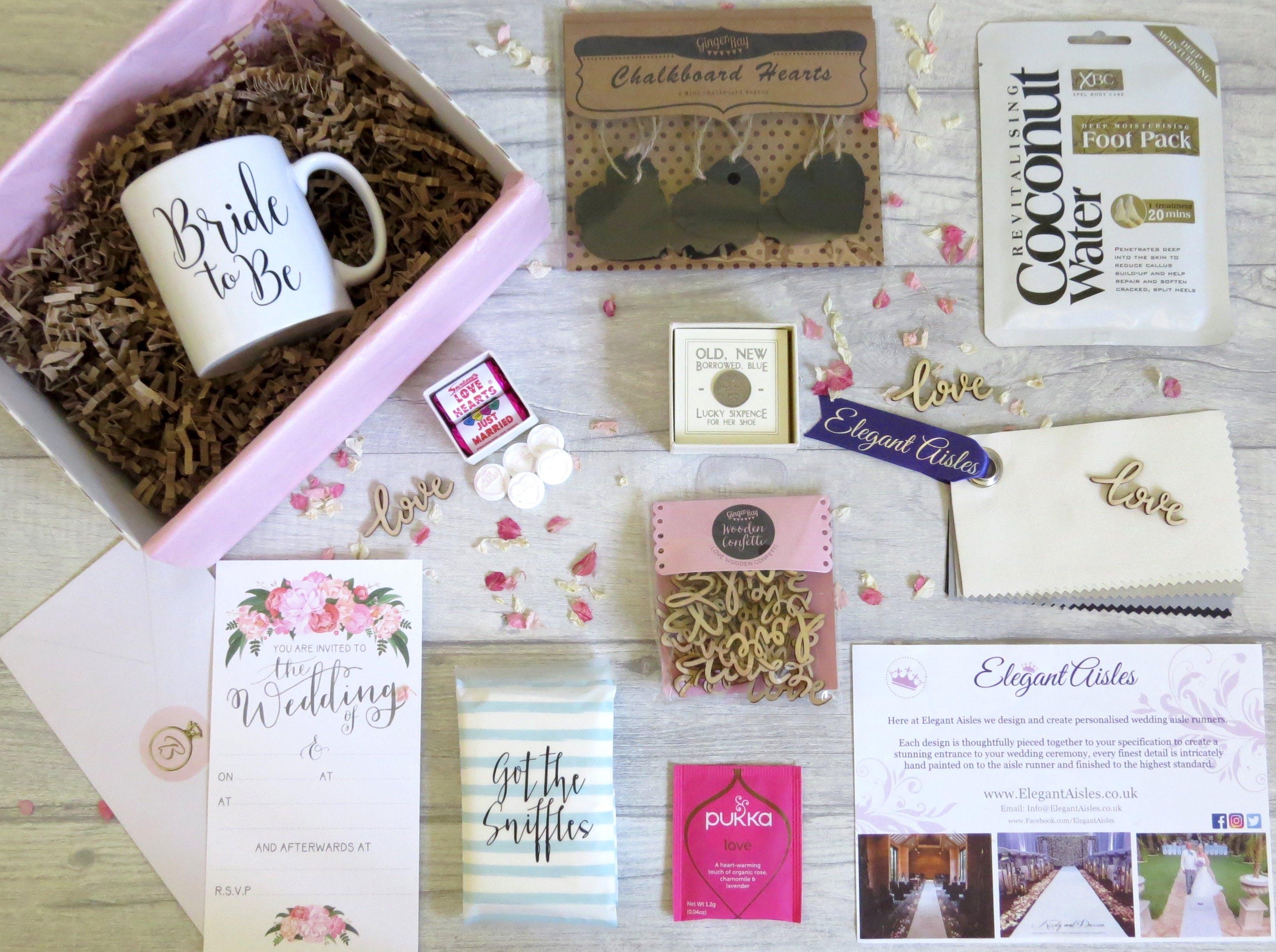 Blushing Bride Box