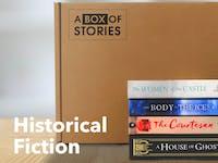 Historical Fiction Box of 4 x Surprise Books