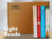 Light Reads Box of 4 Surprise Books
