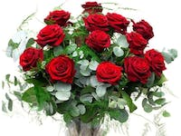 Grand Prix Red Roses – One-off Bouquet
