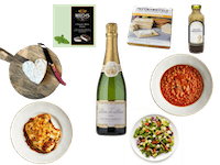 Dine In For Two – Valentines Meal Hamper
