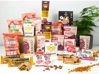 Protein Snacking Box from Healthy Nibbles