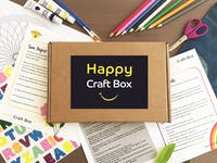 The Happy Craft Box for Kids