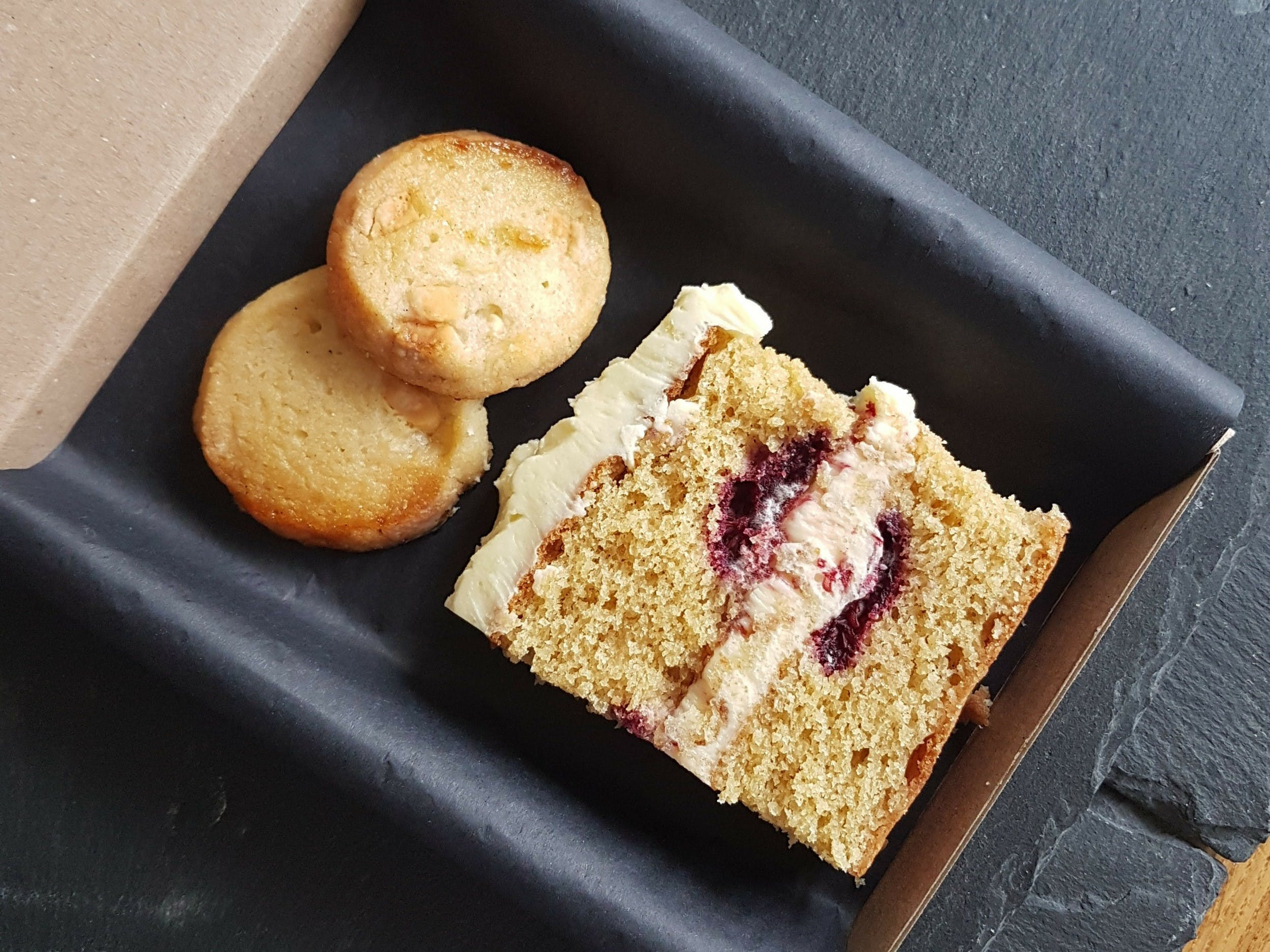 The Cake For One Box - The Cake Tasting Club