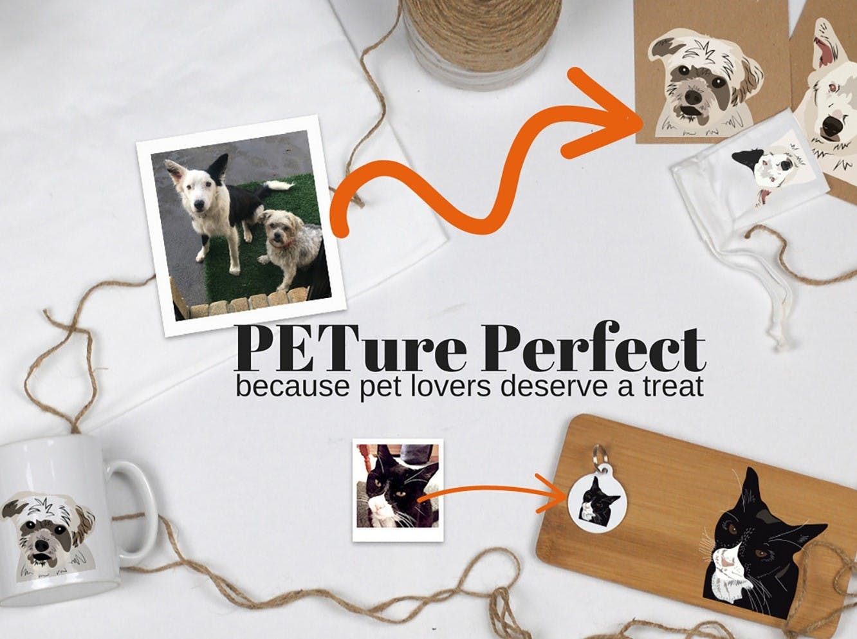 Perfect Pawtrait Dog Club