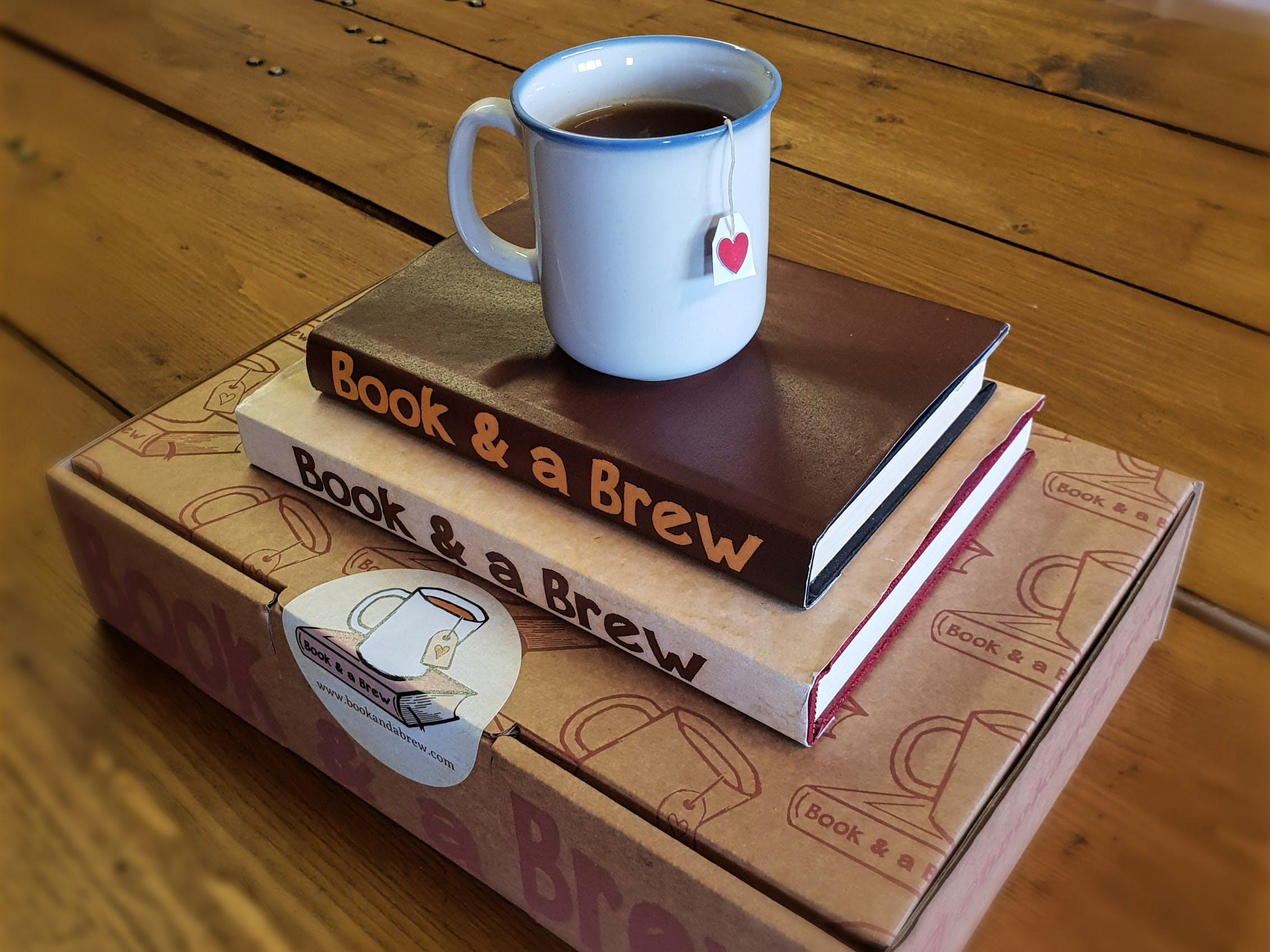 Book & A Brew