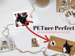 Perfect Pawtrait Cat Club