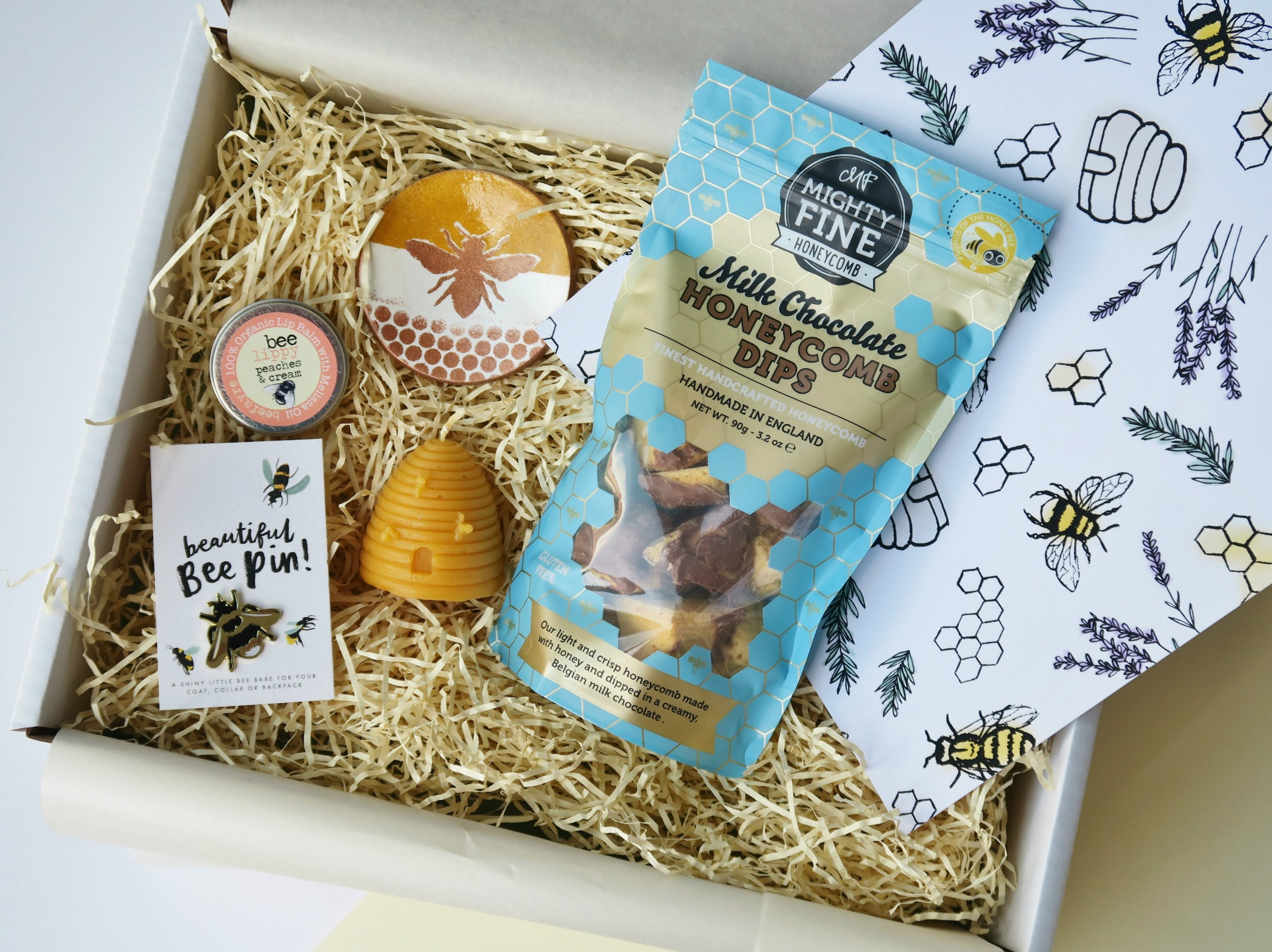 Nectar & Bumble Box