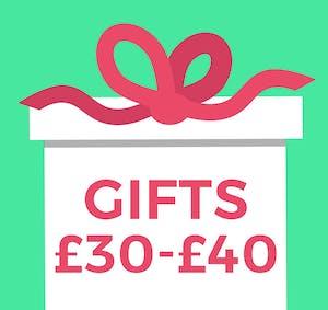 Christmas Gift Ideas - £30-£40