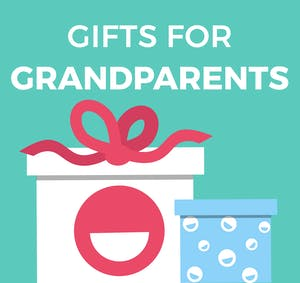 Christmas Gift Ideas - Gifts for Grandparents