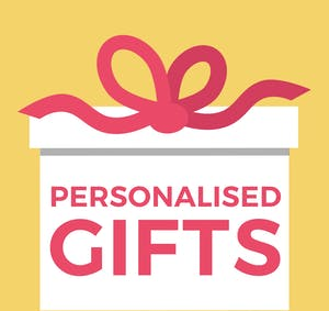 Christmas Gift Ideas - Personalised